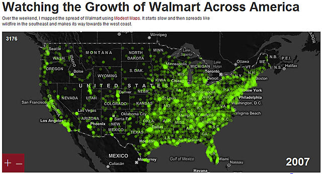 080815 Walmart's Growth Map