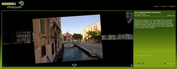 080829 Photosynth of Venice Canals 600p