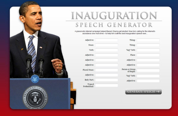 090117 Obama Inauguration Speech Generator 600p