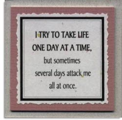 090410 One Day at a Time Attacked