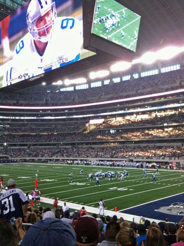 090822 Cowboys Stadium Opener