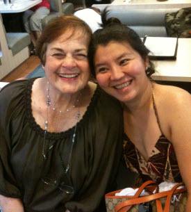 090906 Jennifer and My Mother