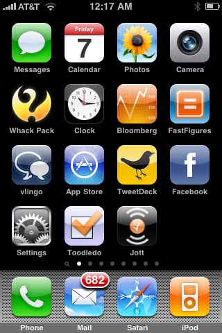 090913 iPhone Apps
