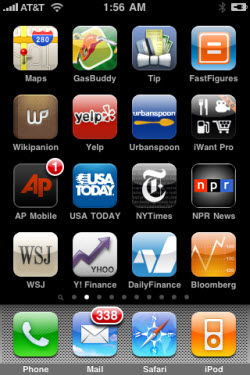 090919 iPhone Apps