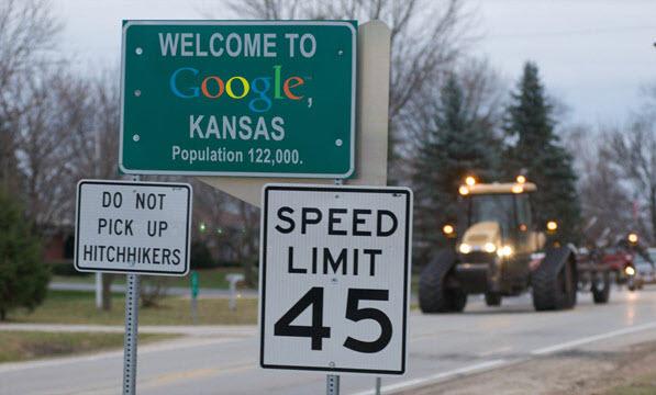 Google Kansas Sounds Like Home