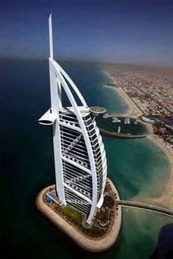 091129 Dubai Landmark