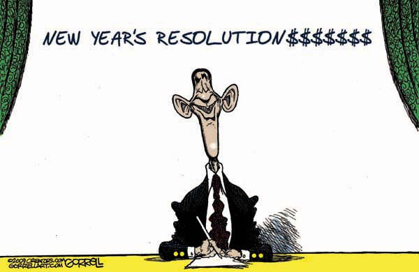 100110 New Year's Resolutions Cartoon