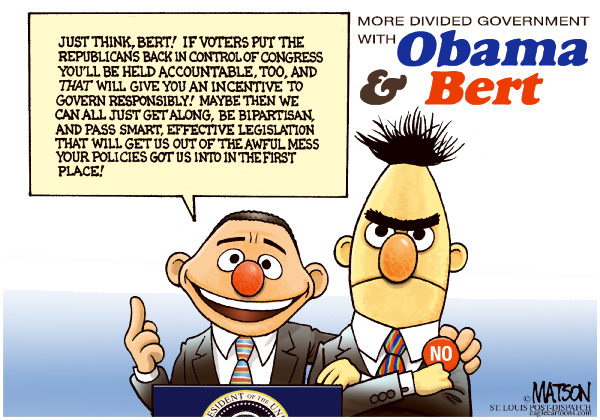 101107 Obama and Bert