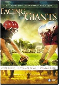 Facing the Giants DVD Cover