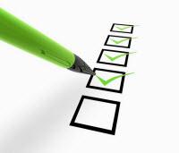 100829 Checklist