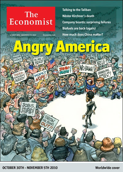 101107 Economist Cover - Angry America
