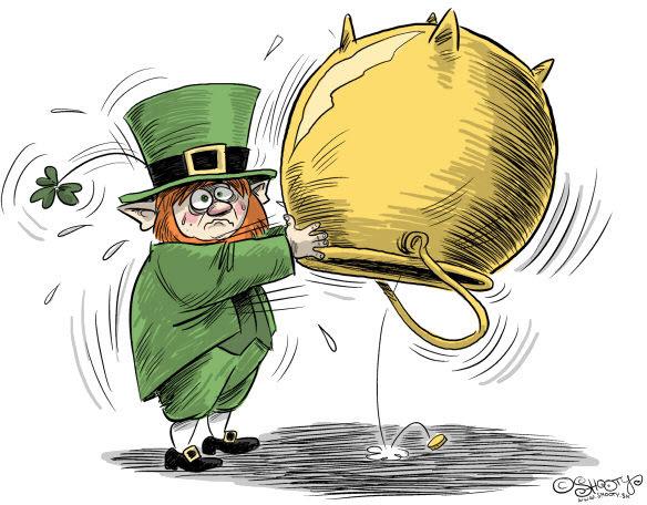 1101127 Ireland - Sutovek Cartoon
