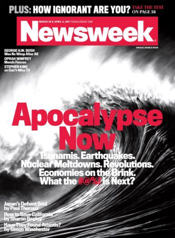 110410 Newsweek Apocalypse Now Cover