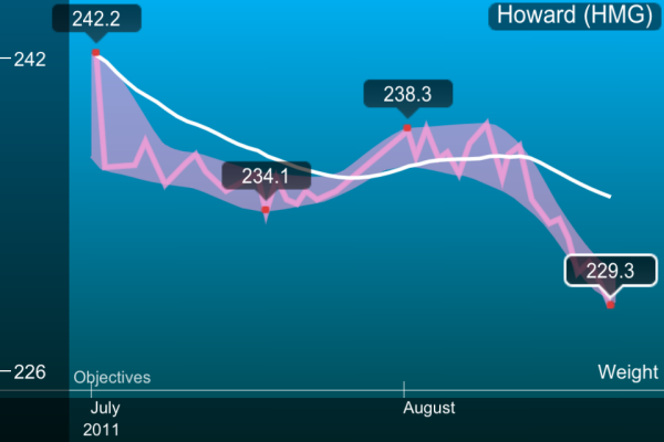 110822 Fitbit Weight Loss
