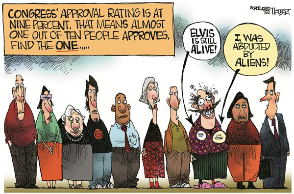 111203 Congress Approval Rating Cartoon
