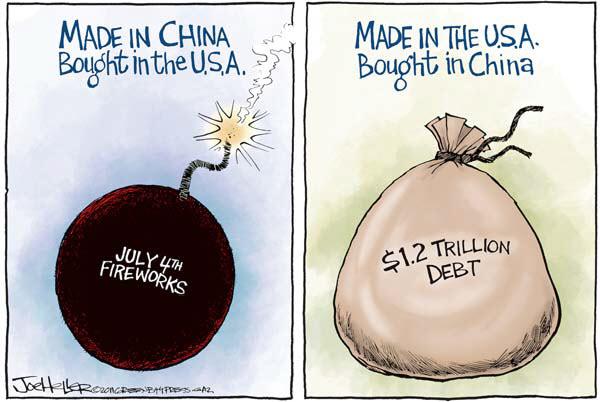 110704 Political Cartoon by Heller