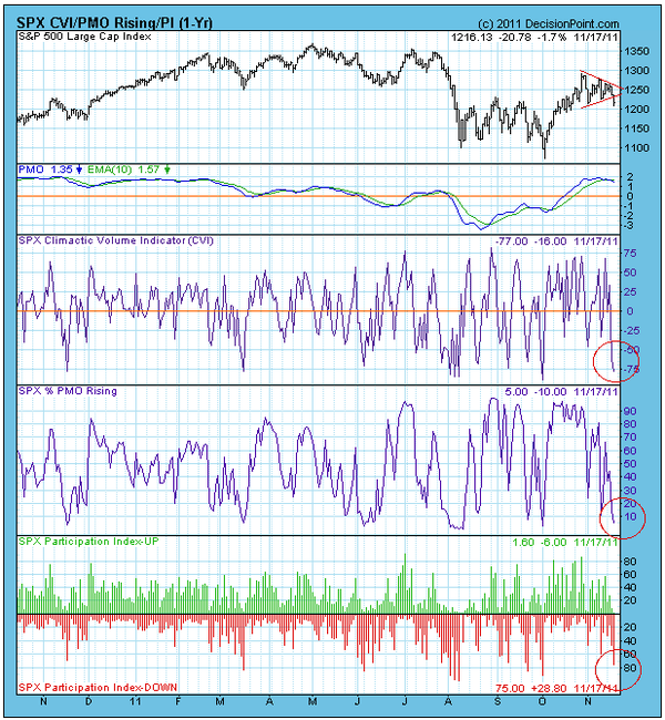 111121 DecisionPoint Look at the SP500