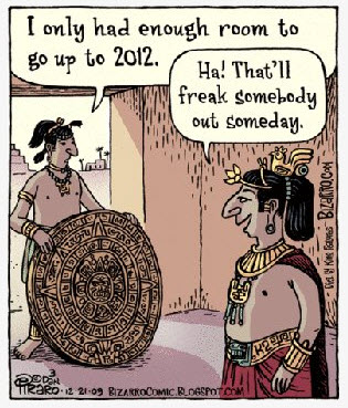 2012 The Mayan Calendar Trading Strategy