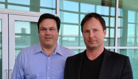 120427 Michael Covel and Howard Getson at the MTA Symposium