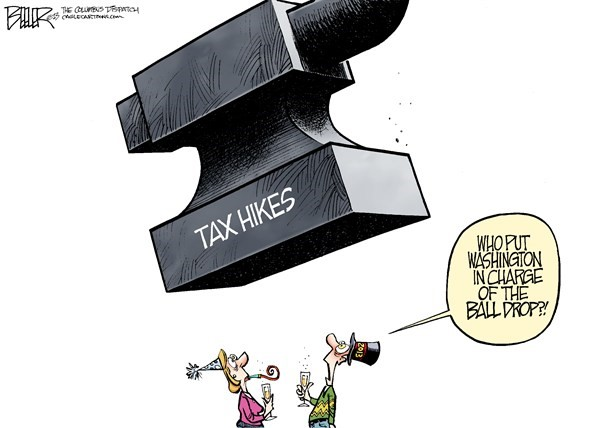 130102 Tax Hike Dropped on New Year